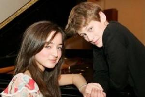 激荡迅速的小提琴,澎湃的钢琴:《Concerto pour deux voix》