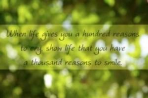 若生活给你一百个哭泣的理由,你就给它一千个微笑的理由:《angel》