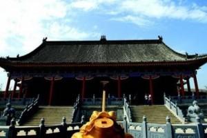 远处寺庙里敲响的钟声悠悠传来,抚过万物直达内心深处:《财神心咒》