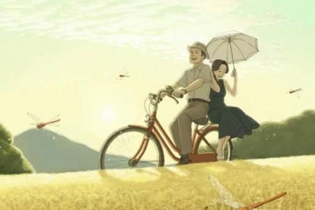一切的瞬间,一切的永远,一切的暮恋,一切的思念:《往事只能回味》