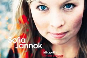 纯净的北欧女声哼唱:《Liekkas - Sofia Jannok》