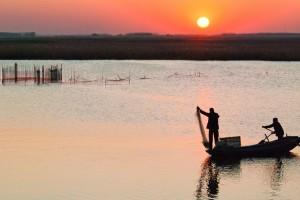 熟悉到流泪的背景音乐:《渔舟唱晚》