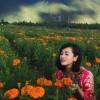 丽江美女手鼓:《小宝贝》高清版