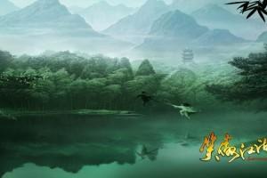 熟悉的音乐:《笑傲江湖-女子十二乐坊》