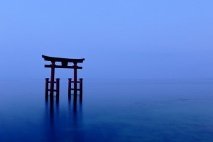 《阴阳师》主题曲尺八-佐藤康夫 - 《夜明》