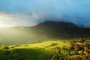 山顶空气一样的清新干净:《贾巴阿叁-晨曦》