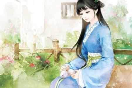 温柔的古风:《依然 - 蝶恋花》