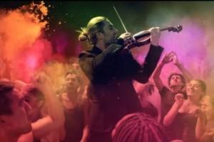 视觉与听觉的完美结合:《David Garrett - Viva La Vida》
