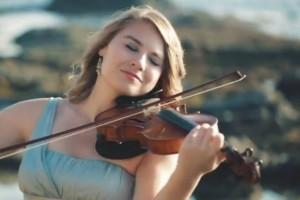 TaylorDavis - MyHeartWillGoOn(Titanic)Violin
