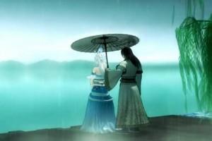 秦时明月-飞雪玉花