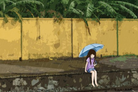 你们听到雨滴的声音了么:《The End? 》