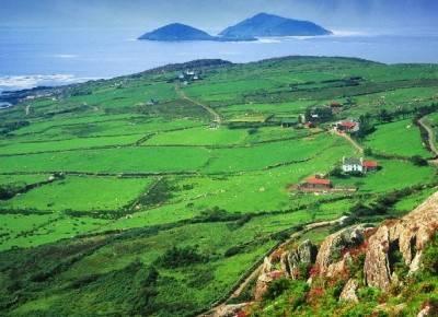 聆听箫声和钢琴的默契 回荡在天地间空灵的旋律:《爱尔兰晨风》