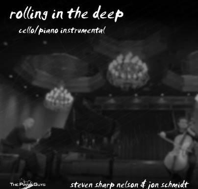 音符在指尖跳动,让人如痴如醉:《Rolling In the Deep》