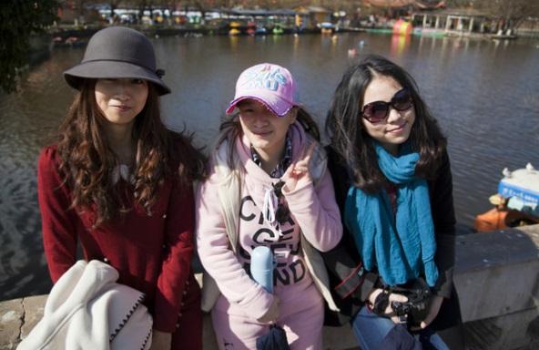 游记第一站:云南-美景在眼中