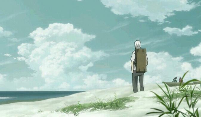 动画片《虫师》插曲-《小春日和-増田俊郎》