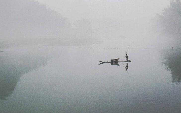 杏花烟雨,小桥流水的江南:《梦江南》