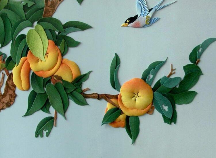 有鸟啼,有虫吟:《温馨的梦》