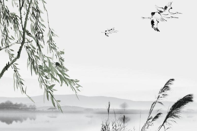 中国风:《清、风》