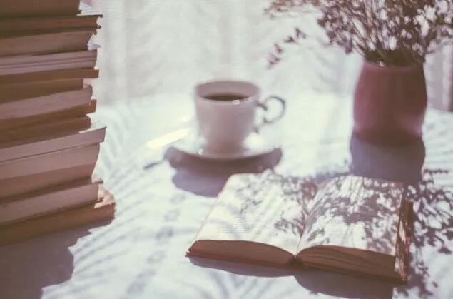 我的春天有书的味道,你的呢?:《暖雨》