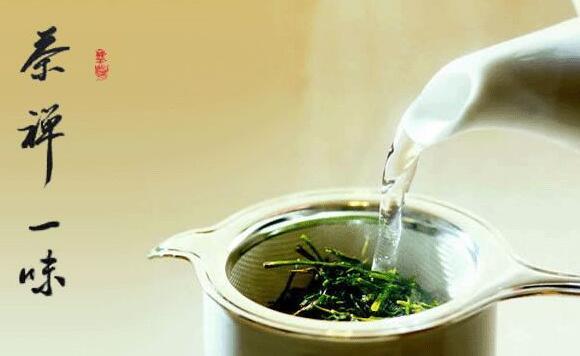 人生,拿得起也要放得下:《禅茶人生》