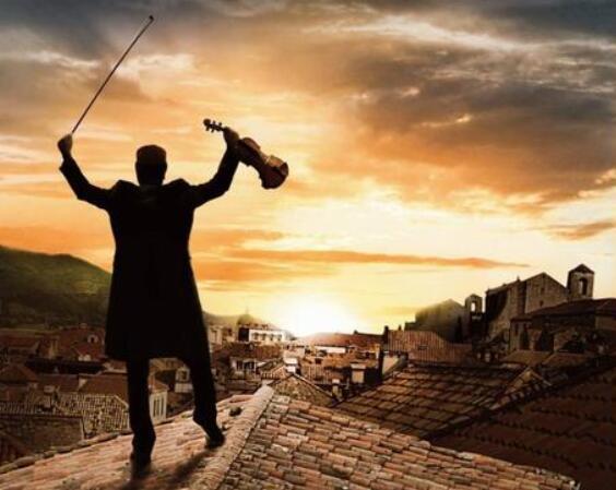 最终便是那样:《The Fiddler》