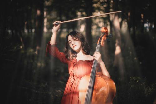 曲子诗意,流畅,宛若插上了一对翅膀:《The Cello Song》