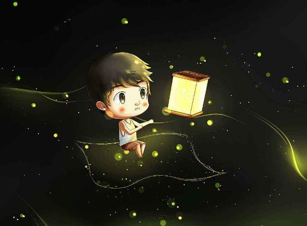 如黑暗中看到的光,虽不盛,但却让你心里充满希望:《やわらかな光》