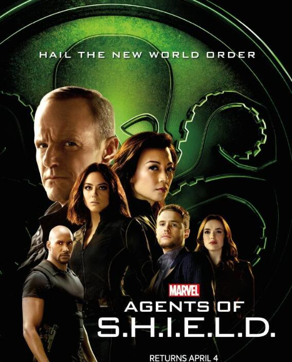 Marvel's Agents of S.H.I.E.L.D.神盾局特工第四季 HD 720p 云盘免费下载