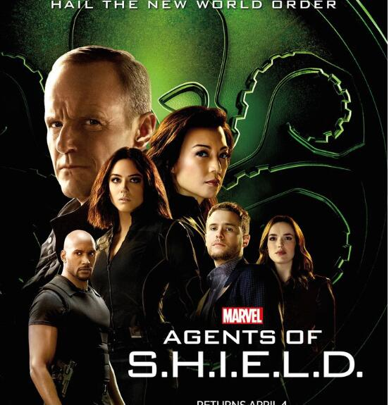 Marvel's Agents of S.H.I.E.L.D.神盾局特工第二季 高清720p 百度云