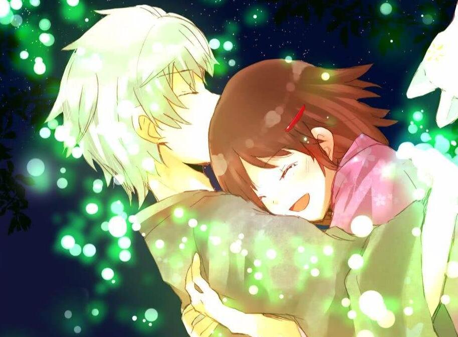 梦中的相遇、相拥:《萤火之森》