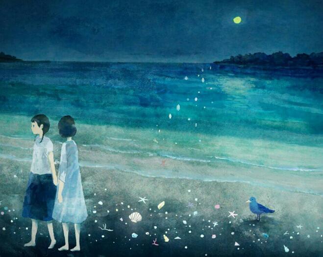 虫鸣鸟叫和落雨惊风:《月下散落出世 - 虫火·礼赞》