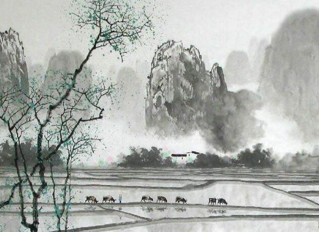 山水是诗,山水是画:《又见小山水》
