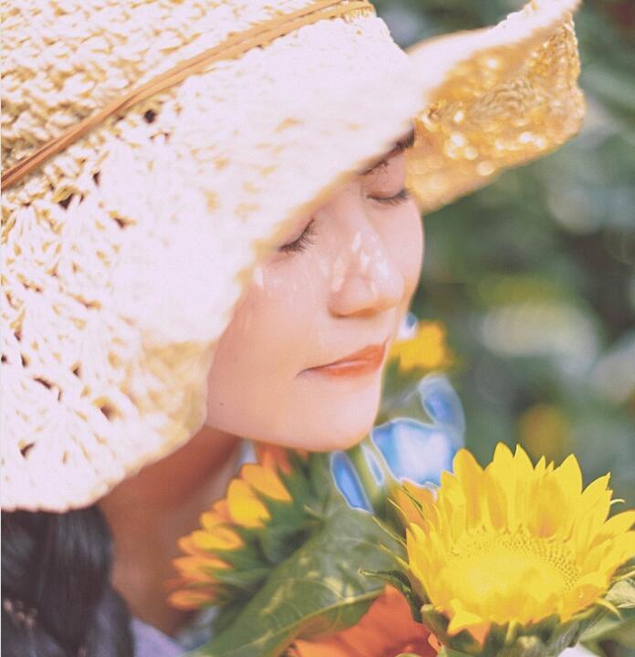 生活总有不期而遇的惊喜,好似遇见你:《桃花蹁跹(桃止山主题)》