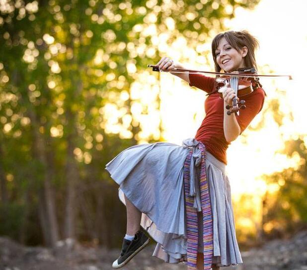 很燃的小提琴:《Heist》
